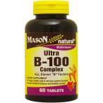 ビタミンB100 ウルトラB100コンプレックス 60粒
