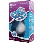 ディーバ カップ(カップ型生理用品) モデル2 ※30歳以上やご出産経験のある女性用