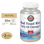 紅麹 ベニコウジ 米 コエンザイムQ10   オメガ3 EPA DHA 60粒