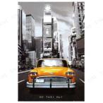 NEW YORK taxi no 1 ポスター インテリア