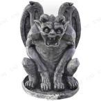 56cmガーゴイル(ラテックス)ハロウィン雑貨飾り装飾品ホラー怖い置物オブジェ演出用品ガーゴイル,石像
