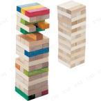 【取寄品】 木製積木ゲーム 箱入 パーティーグッズ パーティー用品 イベント用品 パーティーゲーム 玩具 おもちゃ 卓上ゲーム テーブルゲーム ボード