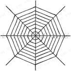 Uniton300cm巨大クモの巣ハロウィン雑貨装飾品デコレーション蜘蛛の巣ネットくもスパイダーウェブ壁掛け天井飾りウォールデ