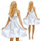 あすつくクラシック・マリリンモンローSMパーティーグッズイベント用品仮装衣装コスプレコスチューム大人用女性用レディースハロウィン