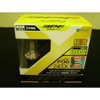 IPF  LEDフォグランプ 極黄 2400K H8 H11 H16 104FLB 2000ルーメン 車検対応 3年保証