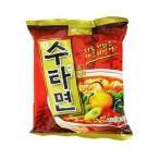 スラッカンで買える「【韓国食品/韓国ラーメン】 手打麺」の画像です。価格は87円になります。