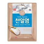 【韓国産】天日塩3kg/韓国食材/韓国調味料/韓国食品/