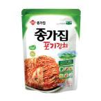 GW連休で4.28入荷後、5.13入荷予定 冷蔵 韓国 宗家 白菜キムチ500g