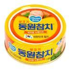 【韓国食品/韓国食材/韓国料理/韓国缶詰】 ツナ缶詰150g