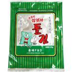 【韓国食品/韓国食材/韓国のり】 サンブザのり-全形3.5gx6枚(1袋)