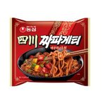 Yahoo!スラッカンプラス農心 四川 チャパゲティ ジャジャン麺 /韓国麺 思い出のジャジャン麺