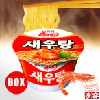農心 セウタン(海老湯) カップ 麺 1BOX(16個)