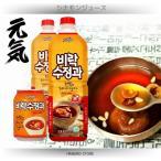 韓国 スジョンガ (シナモンジュース) 1缶 /韓国・食後のデザート飲料 /