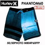 あすつく Hurley ハーレー ボードショーツ サーフトランクス 水着/PHANTOM60 50/50PHOTO MB04P60FFP