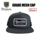 BRIXTON,ブリクストン,CAP,キャップ,ハット,メッシュキャップ,帽子,16ss●GRADE MESH CAP
