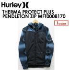 【送料無料】Hurley,ハーレー,Nike Therma-FIT,ペンドルトン,ジップ,パーカー●THERMA PROTECT PLUS PENDLETON ZIP MFT0008170