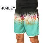 HURLEY/ハーレー LA PLAYA 18 BOARDSHORTS 男性用 サーフパンツ ボードショーツ サーフトランクス 海水パンツ 海パン メンズ 水着[返品、キャンセル不可]