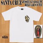 SANTA CRUZ/サンタクルズ JESSEE GUADALUPE S/S TEE WHITE メンズ Tシャツ 男性用 T-shirts 半袖