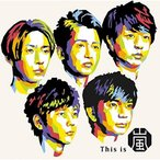 CD/嵐/This is 嵐 (通常盤) (最新アルバム)