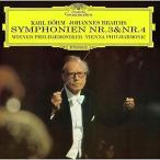 CD/カール・ベーム/ブラームス:交響曲第3番・第4番 (SHM-CD)