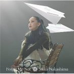 CD/中島美嘉/Forget Me Not (CD+DVD) (初回生産限定盤)