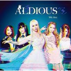 CD/Aldious/We Are (CD+DVD) (限定盤)