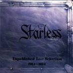 ショッピングSelection CD/Starless/UNPUBLISHED LIVE SELECTION