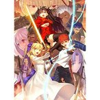 BD/TVアニメ/Fate/stay night(Unlimited Blade Works) Blu-ray Disc Box II(Blu-ray) (5Blu-ray+2CD) (完全生産限定版)