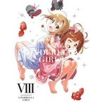 BD/TVアニメ/THE IDOLM@STER CINDERELLA GIRLS VIII(Blu-ray) (Blu-ray+CD) (完全生産限定版)
