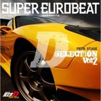 ショッピングSelection CD/アニメ/SUPER EUROBEAT presents 頭文字(イニシャル)D Fifth Stage D SELECTION VOL.2