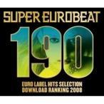 ショッピングSelection CD/オムニバス/スーパーユーロビート VOL.190 EURO LABEL HITS SELECTION DOWNLOAD RANKING 2008 (2CD+DVD)