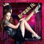 CD/安室奈美恵/Break It/Get Myself Back (CD+DVD) (ジャケットA)