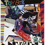 CD/加藤和樹/TOY BOX (CD+DVD(「あいことば」Music Video収録))