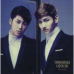 CD/東方神起/Catch Me -If you wanna- (CD+DVD) (初回生産限定盤)