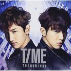 CD/東方神起/TIME (DVD付(LIVE映像他収録)) (ジャケットB) (通常盤)