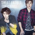 CD/東方神起/Sweat/Answer (CD-EXTRA) (通常盤)