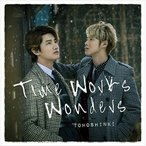 CD/東方神起/Time Works Wonders (CD+DVD) (初回生産限定盤)