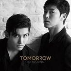 CD/東方神起/TOMORROW (CD(スマプラ対応)) (通常盤)