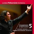 CD/ユロフスキ&ロンドン・フィル/チャイコフスキー:交響曲第5番 (ハイブリッドCD) (来日記念盤)