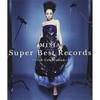 CD/MISIA/Super Best Records -15th Celebration- (Blu-specCD2) (通常盤)