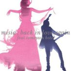 CD/MISIA/Back In Love Again(feat.布袋寅泰) (通常盤)