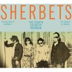 CD/SHERBETS/The Very Best of SHERBETS 8色目の虹 (3CD+DVD) (初回生産限定盤)