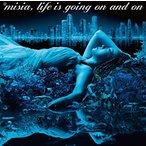 CD/MISIA/Life is going on and on (通常盤)