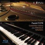 至高のコンサートグランド ドビュッシー シューマン ピアノ作品集 Blu-ray Disc
