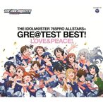 CD/アニメ/THE IDOLM@STER 765PRO ALLSTARS+ GRE@TEST BEST! -LOVE&PEACE!- (Blu-specCD2)
