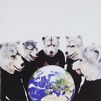 CD/MAN WITH A MISSION/MASH UP THE WORLD (通常盤)