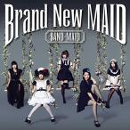 CD/BAND-MAID/Brand New MAID (CD+DVD) (紙ジャケット) (Type-A)