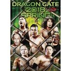 DRAGON GATE 2018 SPRING  DVD