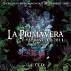 CD/ギルド/Spring EP 2011 〜La Primavera〜 (CD+DVD(ウソじゃない PV-ダンスプレイ編-他収録)) (初回限定盤B)