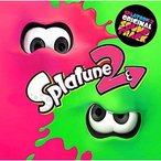 CD/スプラトゥーン2/Splatoon2 ORIGINAL SOUNDTRACK -Splatune2- (歌詞付)